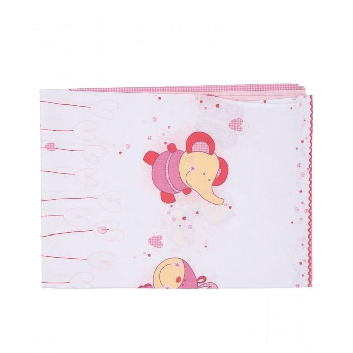 Постельное белье Soni Kids Пододеяльник Ласковое лето 110х140 комплекты в кроватку soni kids ласковое лето 20105 7 предметов