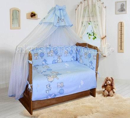 Фото - Комплекты в кроватку Soni Kids Веселая ферма (6 предметов) комплекты в кроватку soni kids солнечные мишки 7 предметов