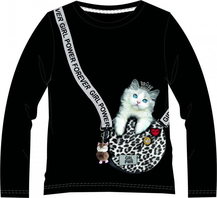 Купить Водолазки и лонгсливы, Sonia Kids Лонгслив Super Cat
