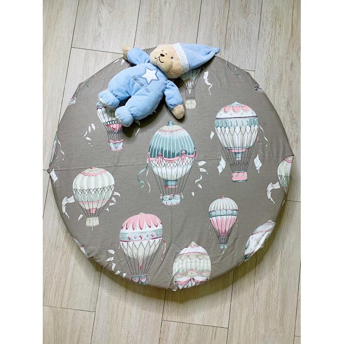 Купить Простыни, Соника Простынь на резинке на круглый матрас Воздушный шар 75x75 см