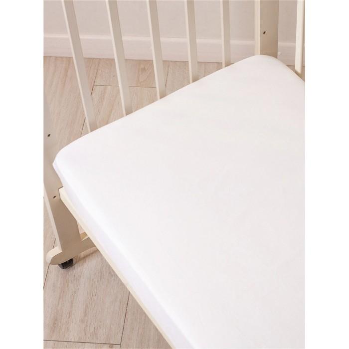 Простыни, Соника Простынь на резинке на прямоугольный матрас 120x60 см  - купить со скидкой