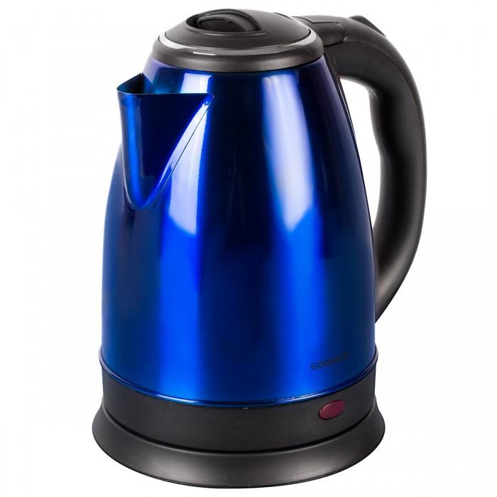 Купить Бытовая техника, Sonnen Чайник KT-118B нержавеющая сталь 1.8 л
