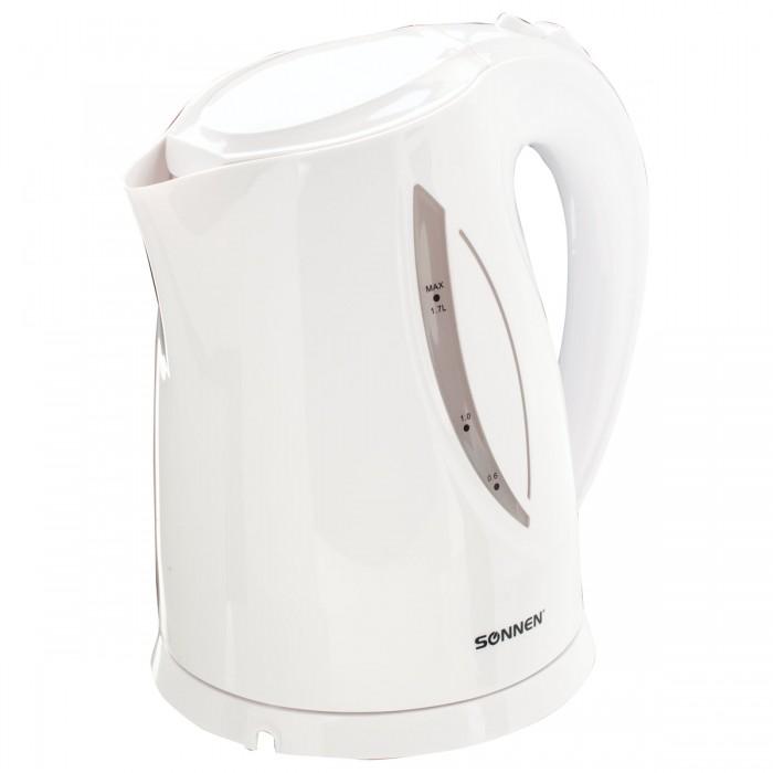 Купить Бытовая техника, Sonnen Чайник KT-1758 2200 Вт 1.7 л