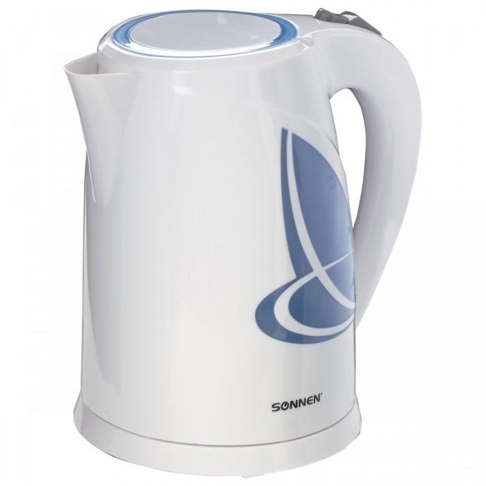 Купить Бытовая техника, Sonnen Чайник KT-1767 2200 Вт 1.8 л