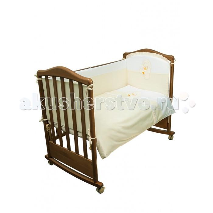Постельное белье Сонный гномик Пушистик (3 предмета)
