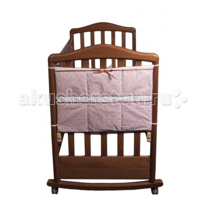 Карманы и панно Сонный гномик Карман на кроватку Умка сонный гномик борт в кроватку умка сонный гномик
