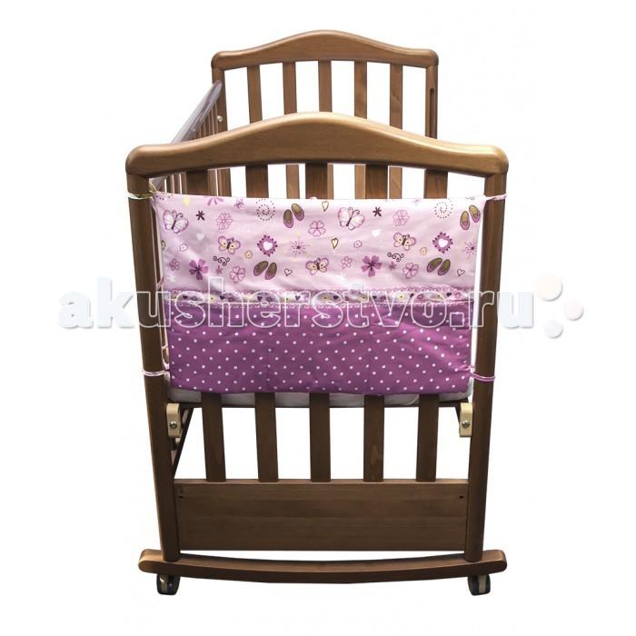Карманы и панно Сонный гномик Карман на кроватку Золушка борт в кроватку сонный гномик считалочка бежевый бсс 0358105 4