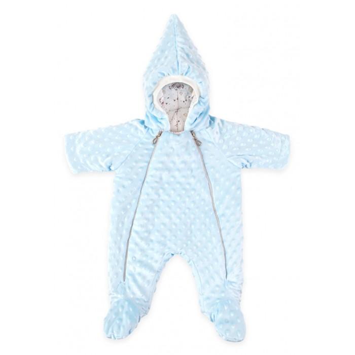 Детская одежда , Комбинезоны и полукомбинезоны Сонный гномик Комбинезон Горошек арт: 533321 -  Комбинезоны и полукомбинезоны