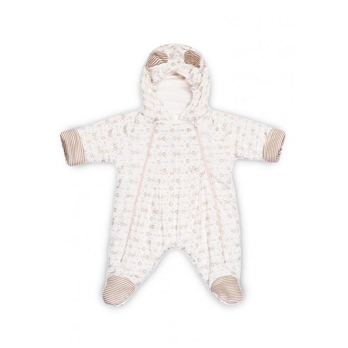 Детская одежда , Комбинезоны и полукомбинезоны Сонный гномик Комбинезон Медвeжата арт: 533336 -  Комбинезоны и полукомбинезоны
