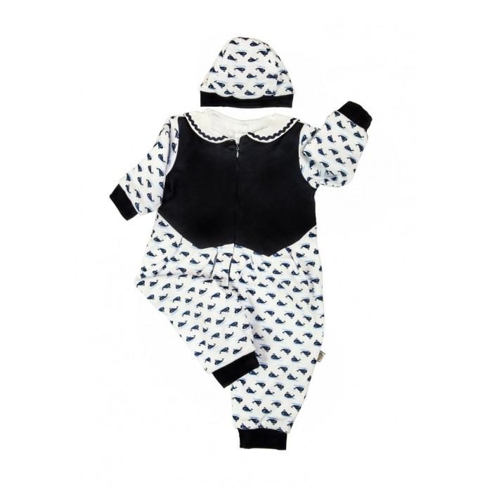 Детская одежда , Комбинезоны и полукомбинезоны Сонный гномик Комбинезон Рыбка моя арт: 533326 -  Комбинезоны и полукомбинезоны