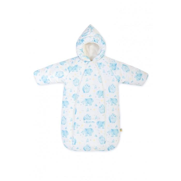 Купить Утеплённые комплекты, Сонный гномик Конверт-комбинезон для новорожденного Цефей
