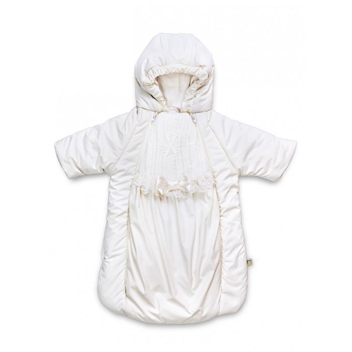 Детская одежда , Демисезонные комбинезоны и комплекты Сонный гномик Конверт на выписку Пломбир арт: 532946 -  Демисезонные комбинезоны и комплекты