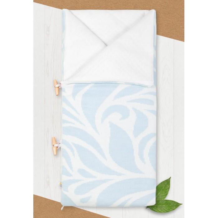 Детская одежда , Комплекты на выписку Сонный гномик Конверт-одеяло с шапочкой Миндаль арт: 532881 -  Комплекты на выписку