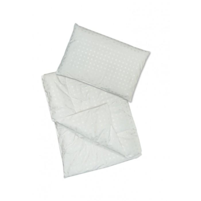 сонный гномик подушка анатомическая для младенцев жираф и черепаха 27 х 25 см Комплекты в кроватку Сонный гномик Одеяло и подушка Эвкалипт