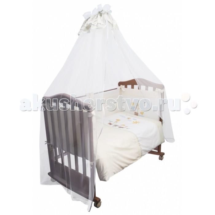Комплекты в кроватку Сонный гномик Пикник (7 предметов) балдахин на детскую кроватку купить в пензе