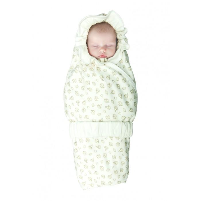 Конверты для новорожденных Сонный гномик Плед с утяжкой Клёпа (интерлок) плед сонный гномик сонный гномик mp002xg00psm