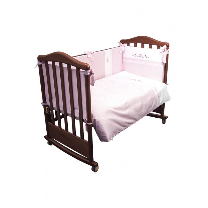 Постельные принадлежности , Комплекты в кроватку Сонный гномик Прованс (6 предметов) арт: 534056 -  Комплекты в кроватку