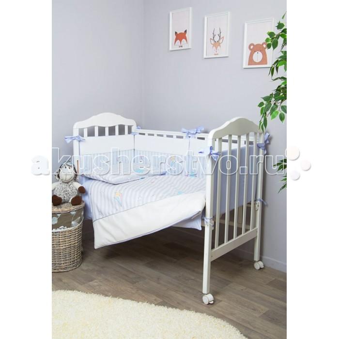 Комплект в кроватку Сонный гно...