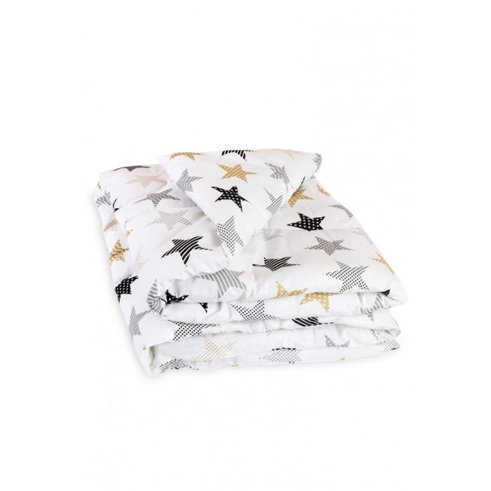 Одеяло Сонный гномик стеганое Холлофайбер 140х110