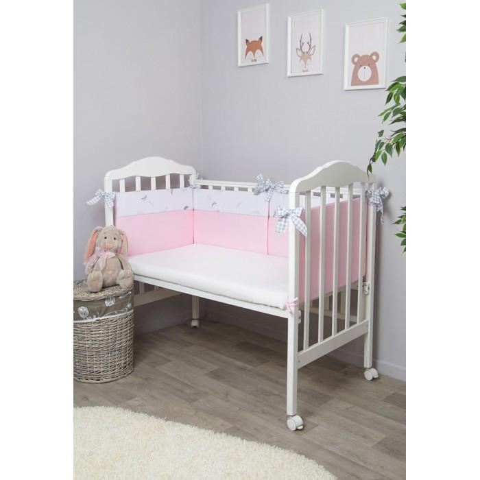 Фото - Бортики в кроватку Сонный гномик Стрекоза-Егоза сонный гномик бортики подушки стрекоза егоза розовый