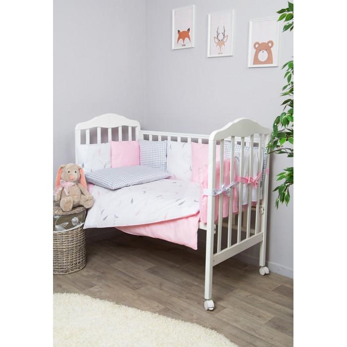 Купить Комплекты в кроватку, Комплект в кроватку Сонный гномик Стрекоза-Егоза (7 предметов) 711-12