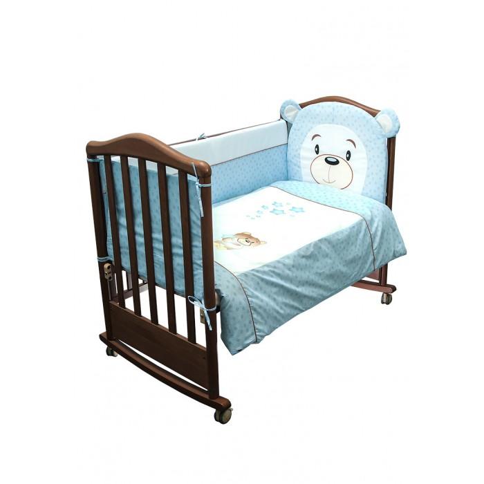 Постельные принадлежности , Комплекты в кроватку Сонный гномик Умка (6 предметов) арт: 534076 -  Комплекты в кроватку