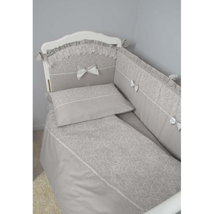 Купить Комплекты в кроватку, Комплект в кроватку Сонный гномик Версаль (6 предметов)