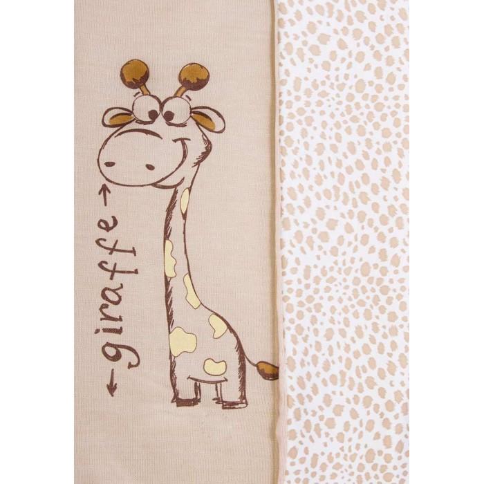 Постельные принадлежности , Пледы Сонный гномик вязаный Жираф арт: 533776 -  Пледы