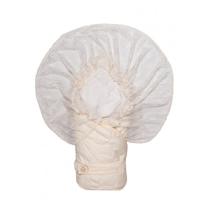Сонный гномик Конверт-одеяло МалюткаКонверт-одеяло МалюткаКонверт-одеяло на выписку Зимушка из стёганого полотна, отделанный кружевом. Вуаль можно отстегнуть, изделие утеплено синтепоном. Декорирован конверт шевроном с роскошной короной, вышитой пайетками.  Тёплый одеяло-конверт на выписку из роддома Верхняя ткань - сатин, 100% хлопок!!! Вынимающаяся вставка с наполнителем из синтепона 100 Отделка великолепным кружевом Отстегивающаяся вуаль Вышитый пайетками шеврон с роскошной короной Размер 90 х 90 см<br>