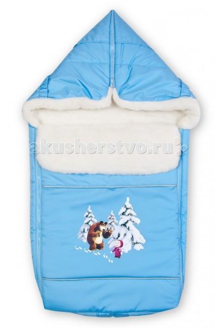 Зимние конверты Сонный гномик Маша и Медведь алексей комлев чистый конверт пластинки