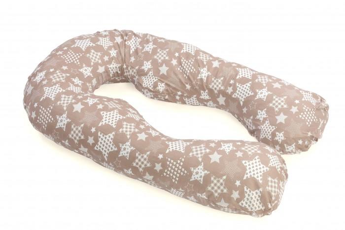 Sonvol Подушка для беременных и кормления анатомическая U340 PremiumПодушки для беременных<br>Sonvol Подушка для беременных и кормления анатомическая U340 Premium со специальными внутренними вставками, которые повторяют анатомические особенности тела, что обеспечивает наибольший комфорт во время сна. Такая подушка идеально подойдёт тем, кто привык отдыхать на спине, чего на поздних сроках беременности делать нельзя.   Размеры: Длина такой подушки от верхней точки до низа 150 см. Ширина подушки по внешним краям 90 см. Диаметр в разных местах отличается.