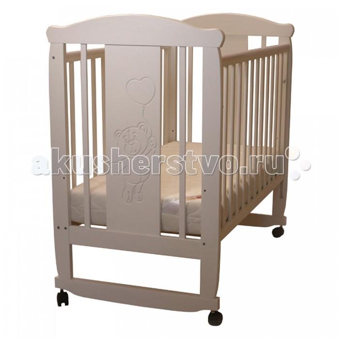 Детская кроватка Соня 02 Мишка