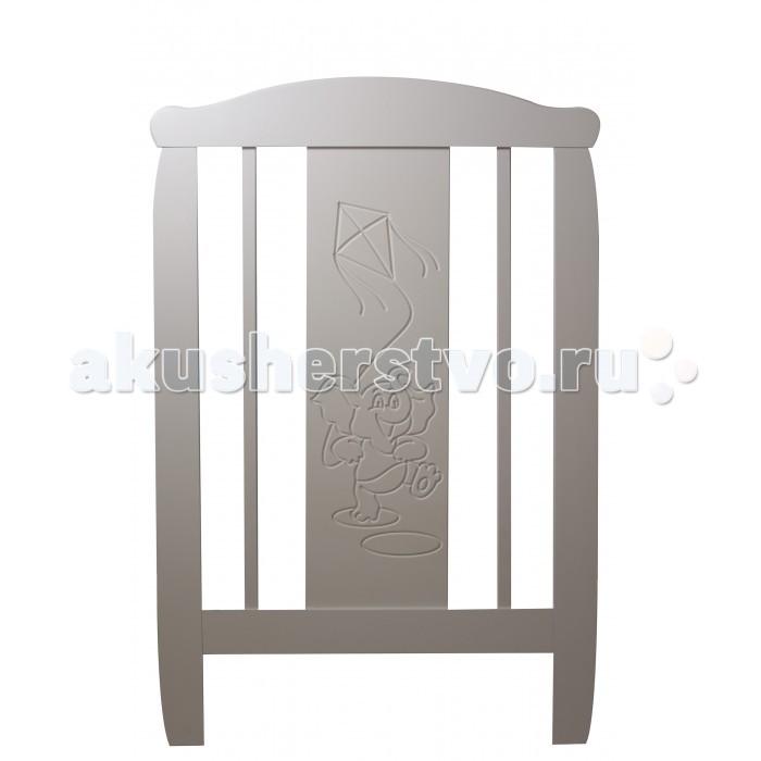 Детская мебель , Детские кроватки Соня 04 Слоник со змеем (поперечный маятник) арт: 370183 -  Детские кроватки