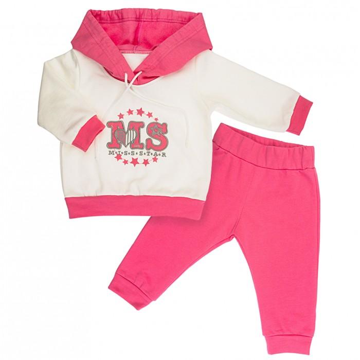 СовёнокЯ Костюм для девочки (кофточка и штанишки) MS
