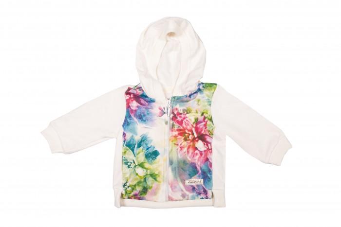 СовёнокЯ Куртка для девочки Цветочная мелодия
