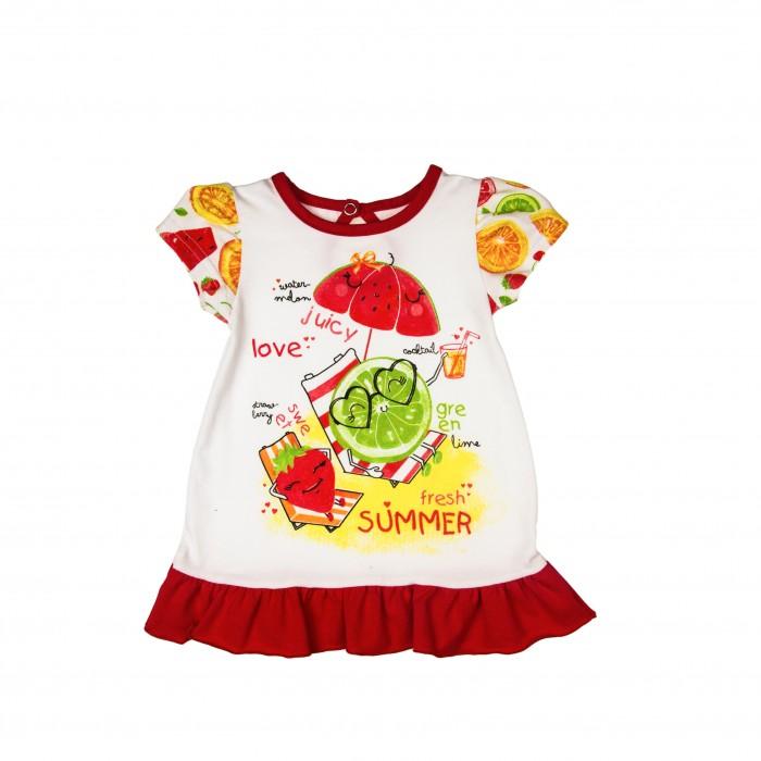 Детские платья и сарафаны СовёнокЯ Платье Лето