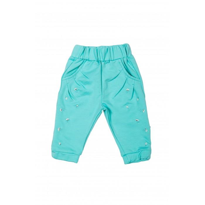 брюки  джинсы и штанишки Брюки и джинсы СовёнокЯ Штанишки для девочки Цветочная мелодия