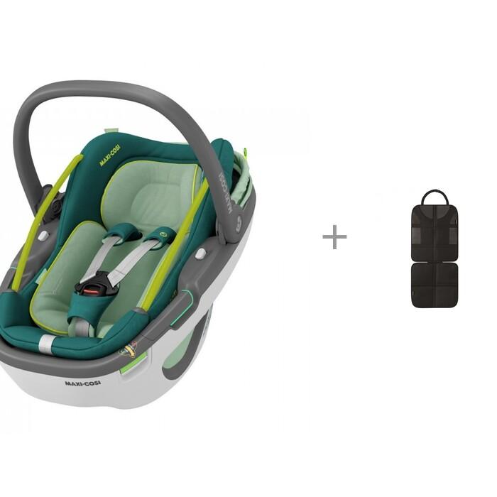 Автокресло Sparco F5000K и знак автомобильный Ребенок в машине Baby Safety