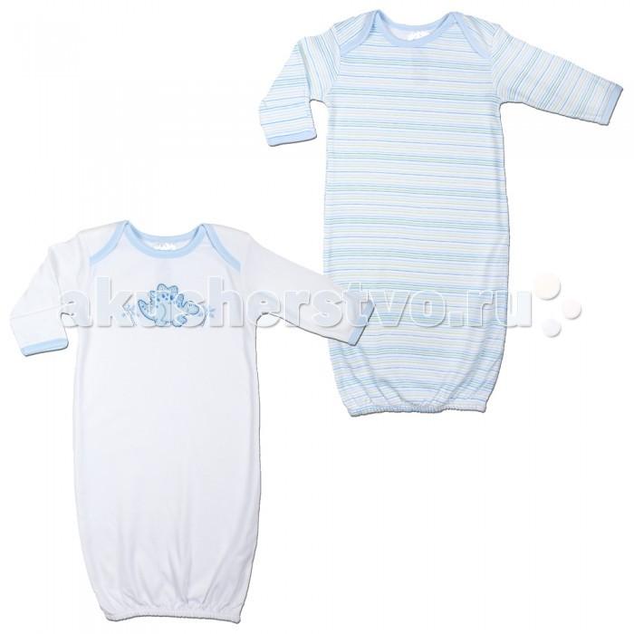Пижамы и ночные сорочки Spasilk Ночные сорочки длинный рукав GO 2 шт. ночные сорочки и рубашки