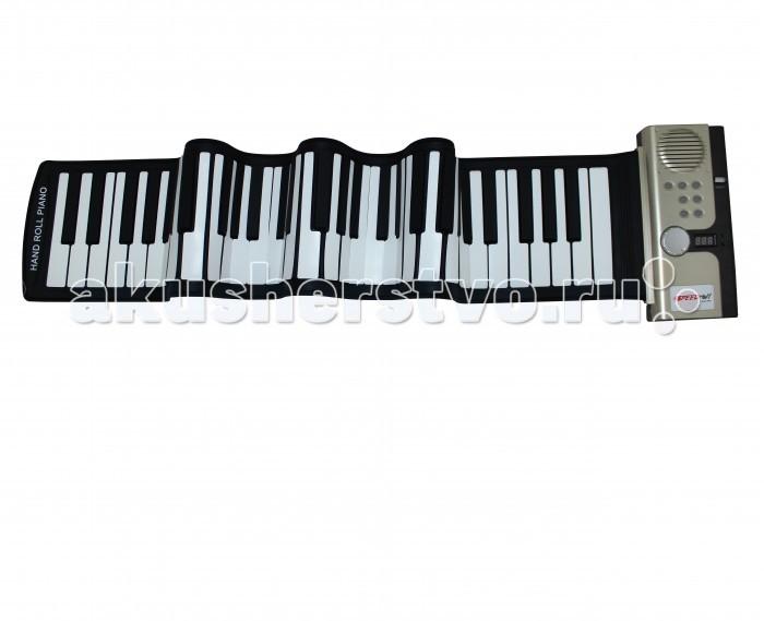 Музыкальные игрушки SpeedRoll Гибкое Пианино S2027 банкетку для пианино в новокузнецке