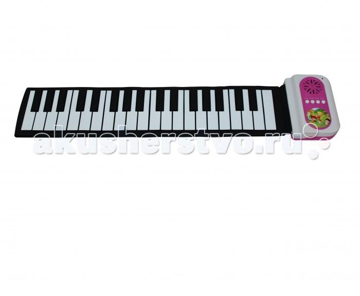 Музыкальные игрушки SpeedRoll Гибкое Пианино S2037 банкетку для пианино в новокузнецке