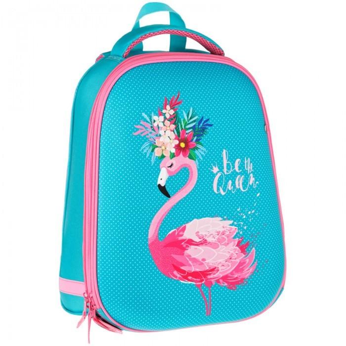 Купить Школьные рюкзаки, Спейс Ранец 2 отделения 1 карман ArtSpace School Friend Flamingo 39x30x18 см