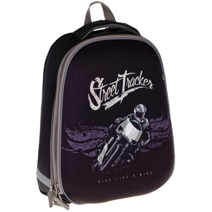 Купить Школьные рюкзаки, Спейс Ранец 2 отделения 1 карман ArtSpace School Friend Street Tracker 39x30x18 см