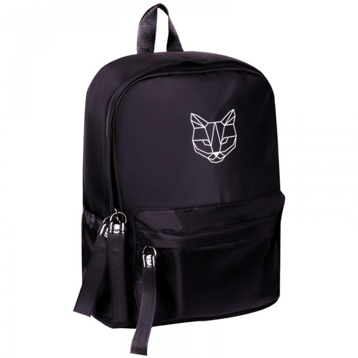 Купить Школьные рюкзаки, Спейс Рюкзак ArtSpace Style Geometric cat 39х29х13 см