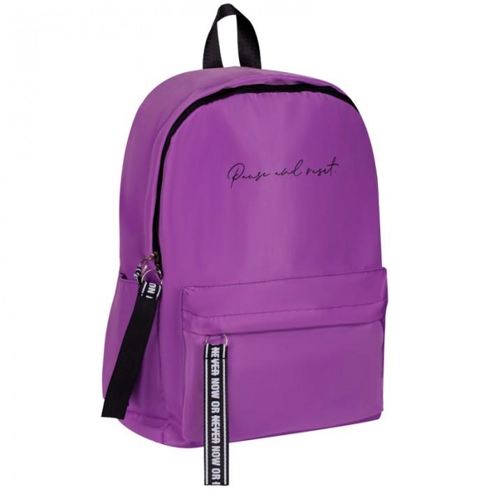 Купить Школьные рюкзаки, Спейс Рюкзак ArtSpace Style Pause and Reset 39х29х13 см