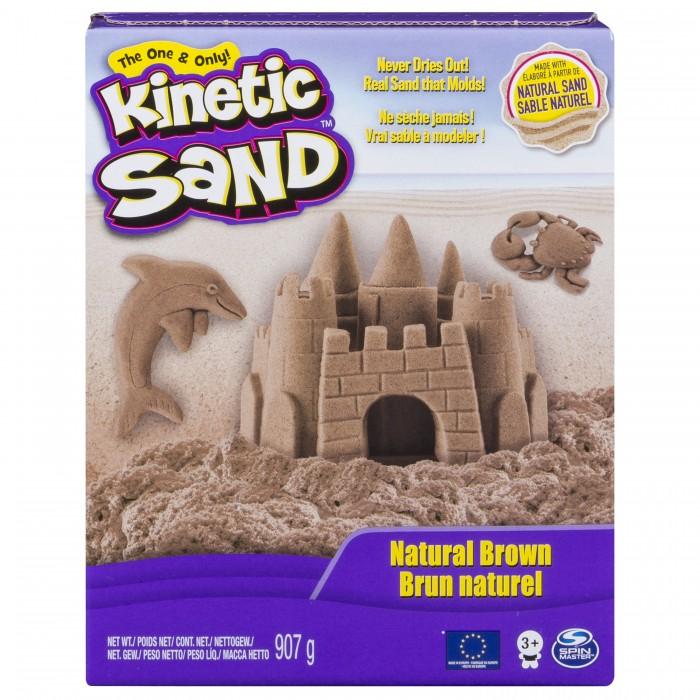 Кинетический песок Kinetic Sand Кинетический песок для лепки 907 г