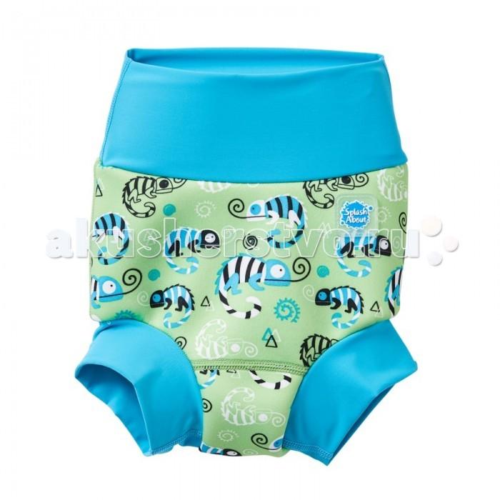 Детская одежда , Купальники и плавки Splash About Плавки-подгузник Happy Nappy арт: 201711 -  Купальники и плавки