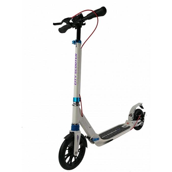 Купить Двухколесные самокаты, Двухколесный самокат Sportsbaby MS-107 City Scooter Disk Brake