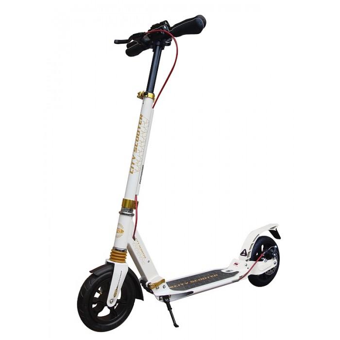 Купить Двухколесные самокаты, Двухколесный самокат Sportsbaby MS-118 City Scooter Disk Brake
