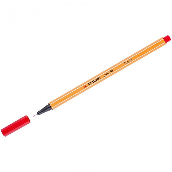 Канцелярия Stabilo Ручка капиллярная Point 88 0.4 мм
